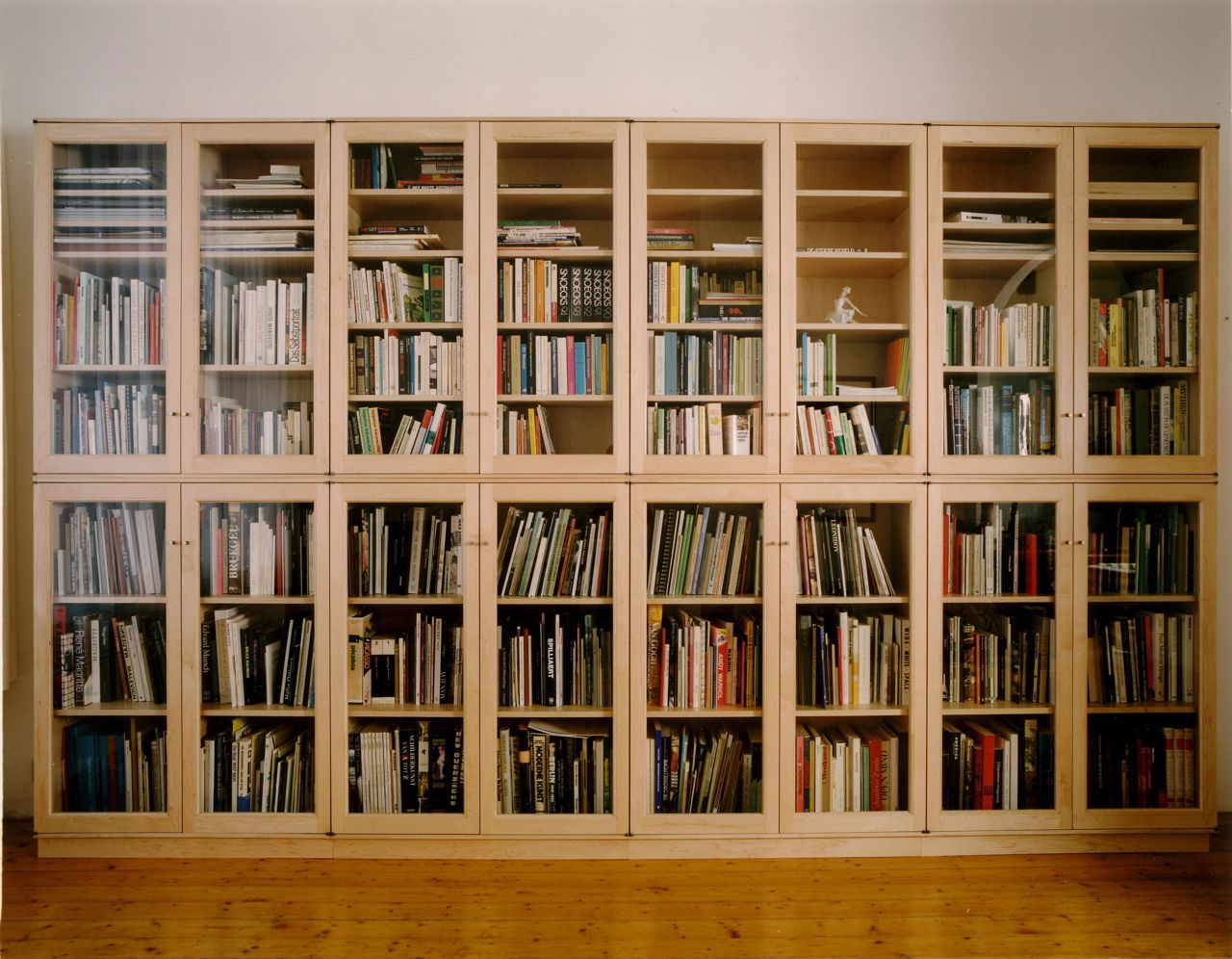 Bookcases frits kuitenbrouwer tailor made furniture page 2 - Muur bibliotheek ...